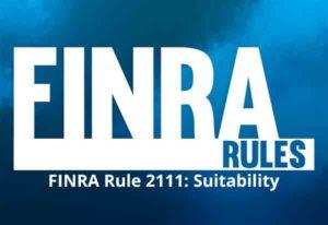 rule 2111 finra