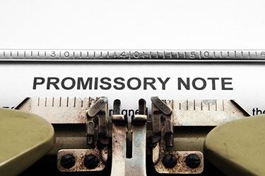 Promissory Note Fraud