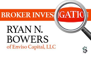 ryan n bowers Enviso Capital, LLC