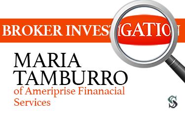 Maria Tamburro Ameriprise Financial Services