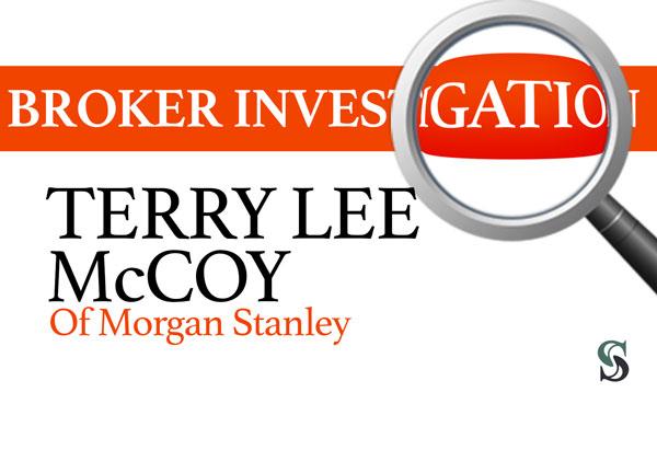 Broker Investigation: Terry Lee McCoy » Sonn Law Group