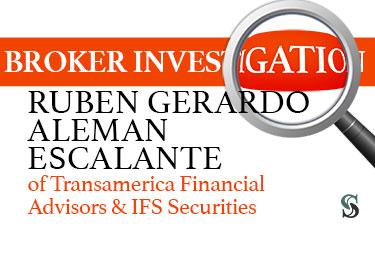 broker investigation ruben gerardo