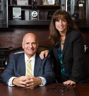 Ferne and Barry Kornfeld