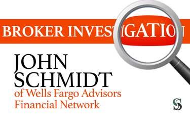 Broker Investigation John Schmidt
