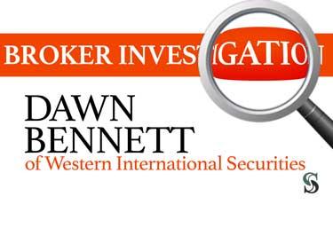 Dawn Bennett's Ponzi Scheme