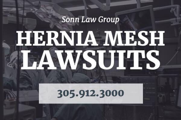 hernia mesh recall lawsuits