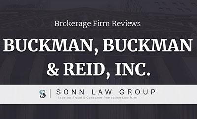 Buckman, Buckman & Reid, Inc. Complaints