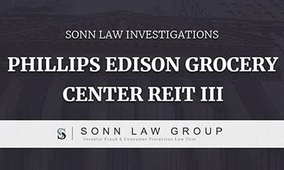 Phillips Edison Grocery Center REIT III