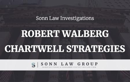 Robert Walberg is facing allegations
