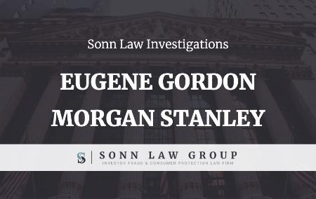 Sonn Law Broker Eugene Gordon