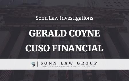 Sonn Law Broker Gerald Coyne