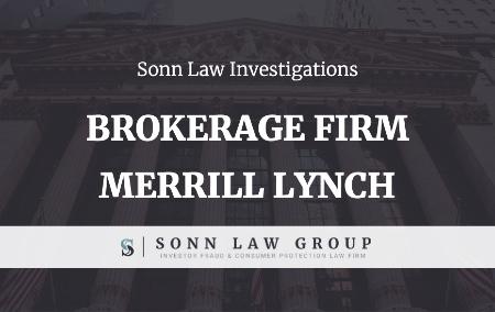 Brokerage Firm Merrill Lynch