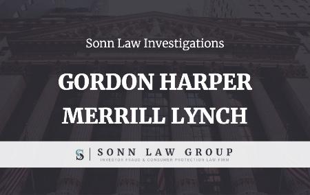 Gordon Harper - Merrill Lynch