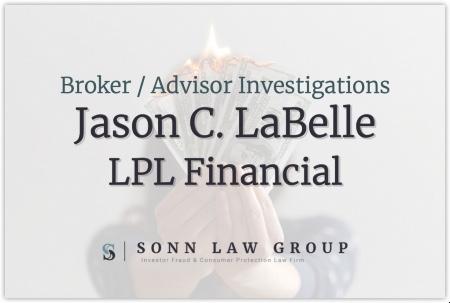 Jason LaBelle - LPL Financial