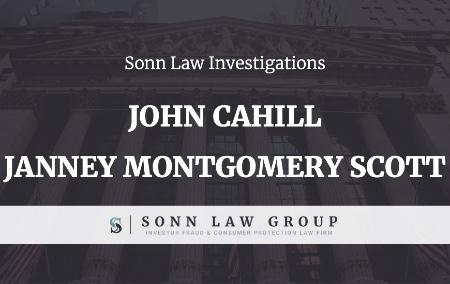 John Cahill - Janney Montgomery Scott