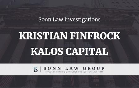 Kristian Finfrock - Kalos Capital