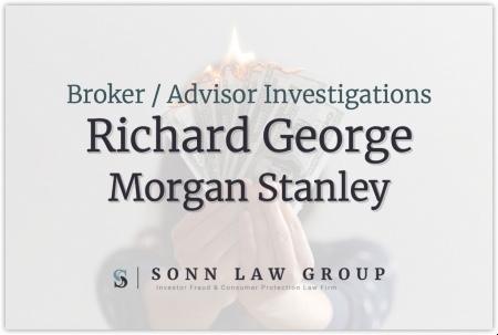 Richard George - Morgan Stanley