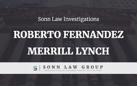 Roberto Fernandez - Merrill Lynch