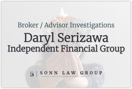 Daryl Serizawa - ndependent Financial Group