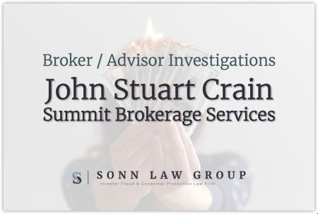 John Stuart Crain - Summit Brokerage Services