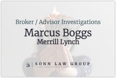 Marcus Boggs - Merrill Lynch