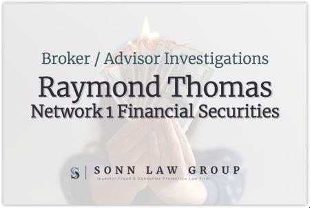 Raymond Thomas - Network 1 Financial Securities