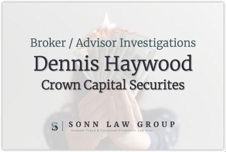 dennis-haywood-multiple-customer-disputes