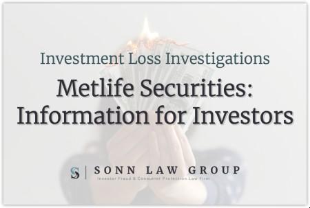 metlife-securities-investor-complaints