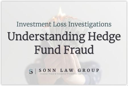 Hedge Fund Fraud