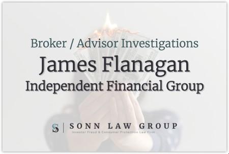 James Flanagan Customer Dispute Seeking Over $100K