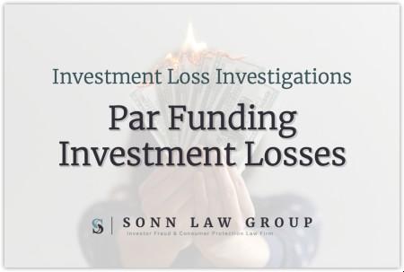par-funding-investor-loss-recovery