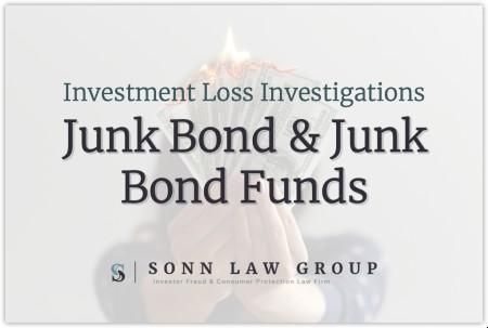junk bonds lawyers