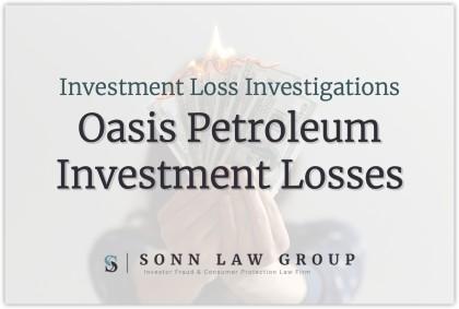 oasis-petroleum-investment-losses