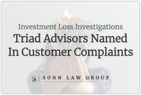 triad-advisors-customer-complaints-alleging-sales-of-gpb-capital