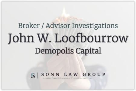 john-wade-loofbourrow-facing-customer-dispute