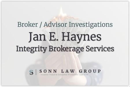 jan-earl-haynes-seeking-money-in-damages